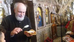 Άγιοι Ισίδωροι -Λυκαβηττός : Μοναχοί και λαός εδωσαν αίμα-έδωσαν ΖΩΗ!