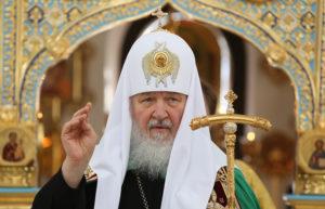 Ο Μόσχας Κύριλλος συγχαίρει τον Πατριάρχη Βουλγαρίας