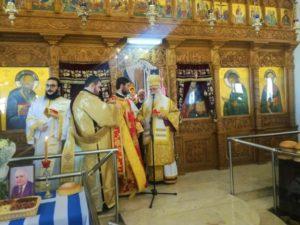 Χειροτονία νέου διακόνου από τον Πάφου Γεώργιο (ΦΩΤΟ)