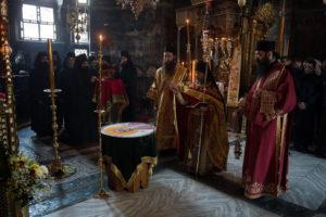 Λαμπρή πανήγυρις στην Ιερά Μονή Χιλανδαρίου (ΦΩΤΟ)