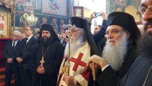 18 Ιεράρχες στο τεσσαρακονθήμερο Μνημόσυνο του μακαριστού  Σιατίστης Παύλου