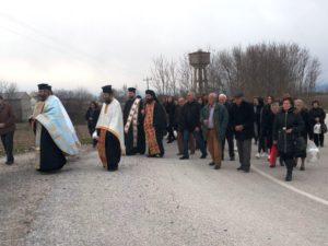 Εορτή του Αγίου Οσιομάρτυρος Δαμιανού στη Ι.Μ. Θεσσαλιώτιδος (ΦΩΤΟ)