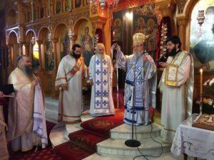 Αιτωλίας Κοσμάς: «Δεν στηρίζονται σήμερα οι Ιερείς από το Κράτος» (ΦΩΤΟ)