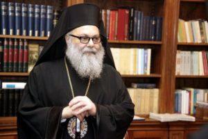 Ασυμβίβαστος για το ουκρανικό δηλώνει ο Πατριάρχης Αντιοχείας