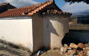 Λάρισα: Ιερόσυλοι γκρέμισαν εκκλησία ψάχνοντας λίρες