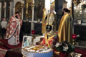 Χαλκίδα: Ιερά Αγρυπνία προς τιμήν της Αγίας Φιλοθέης