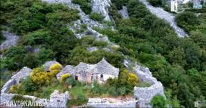 Καυσοκαλύβια -ΑΓΙΟΝ ΟΡΟΣ : Το Ιερό βήμα του Άθωνα