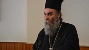 Κραυγή αγωνίας για τους Χριστιανούς και την Ελλάδα από τον Κισάμου Αμφιλόχιο
