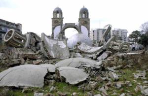 Ο διωγμός των Χριστιανών στο Κόσοβο