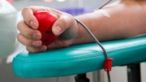 Εθελοντική Αιμοδοσία στην Ι. Μ. Νέας Ιωνίας