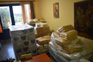 Μητρόπολη Κισάμου: Νέα προσφορά αγάπης της Ι.Μ.Μ Βατοπαιδίου