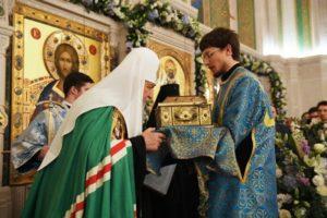 Μόσχα: Με Ολονυκτία εορτάστηκε η Υπαπαντή (ΒΙΝΤΕΟ & ΦΩΤΟ)