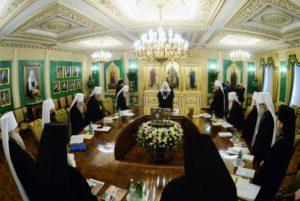 Πατριαρχείο Μόσχας: «Η απόφαση του Φαναρίου διεύρυνε το διχασμό στην Ουκρανία»