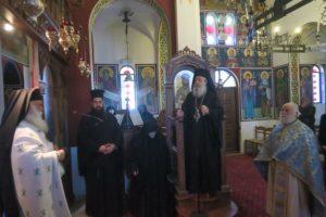 Η Εορτή της Αγίας Φιλοθέης στην Ι. Μ. Αγίων Αναργύρων Αταλάντης