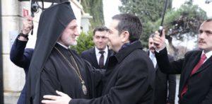 Προύσης: Θετική η επίσκεψη Τσίπρα για την επαναλειτουργία της Θεολογικής Σχολής