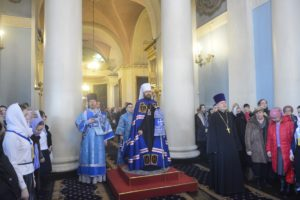 Βολοκολάμσκ Ιλαρίωνας: «Στο Θεό φτάνουν όλες οι προσευχές» (ΦΩΤΟ)