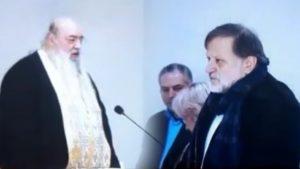 Ιερέας σε βουλευτή του ΣΥΡΙΖΑ για τη Μακεδονία: «Να μετανοήσεις δημόσια» – «Είσαι τραμπούκος»
