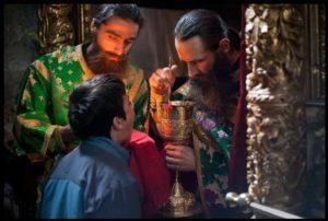 Η παρουσία του Χριστού με την συνεχή Θεία Κοινωνία