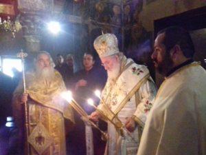 Στον Αγιο Νικόλαο Ορφανού στη Θεσσαλονίκη ο Αρκαλοχωρίου Ανδρέας (ΦΩΤΟ)