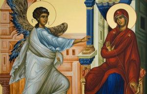 Ευαγγελισμός της Θεοτόκου: Η αναδημιουργία του κόσμου