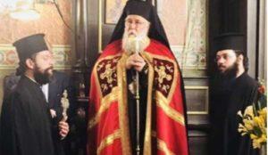 Κερκύρας Νεκτάριος: Η Παναγία είναι η Υπέρμαχος Στρατηγός του Γένους