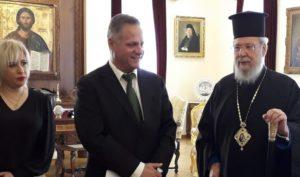 Προσφορά στέγης σε άπορους φοιτητές από την Αρχιεπισκοπή Κύπρου