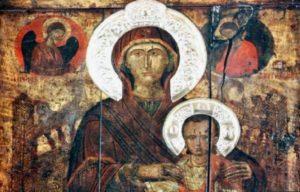 Η Κίσαμος υποδέχεται την Παναγία Αντιφωνήτρια