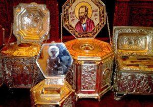 Άγιον Όρος: Τα οστά που ευωδίαζαν