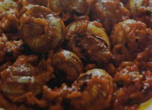 Νηστίσιμες συνταγές: Σαλιγκάρια γιαχνί από τον γέρ. Επιφάνιο Μυλοποταμινό