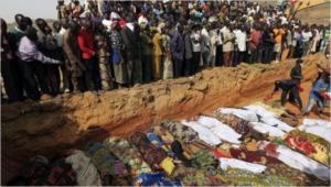 Πάνω από 6.000 Νιγηριανοί χριστιανοί νεκροί