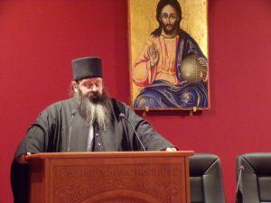 Βοηθός Επίσκοπος στην Ι.Μ. Κορίνθου ο  Αρχ. Αγάπιος Δρίτσας