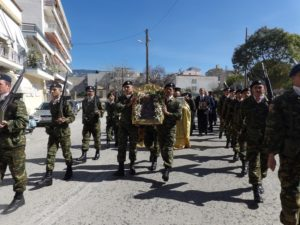 Κυριακή της Ορθοδοξίας στην Κόρινθο (ΦΩΤΟ)