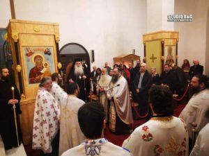 Αρχιερατικός Εσπερινός για την εορτή του Αγίου Λουκά στο Ναύπλιο (ΦΩΤΟ)