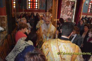 Κυριακή της Ορθοδοξίας στη Μητρόπολη Αλεξανδρουπόλεως (ΦΩΤΟ)