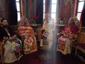 Κυριακή της Ορθοδοξίας στη Μητρόπολη Κηφισίας (ΦΩΤΟ)