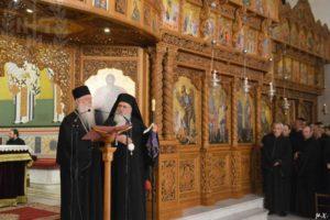 Ο Ηγούμενος της Μονής Κουτλουμουσίου στη Νεάπολη Θεσσαλονίκης (ΒΙΝΤΕΟ & ΦΩΤΟ)