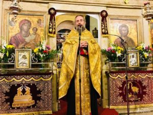 Πρωτ. Θεμιστοκλής Μουρτζανός: «Η Ορθοδοξία αποτελεί πρόσκληση στην οδό της Αγιότητας»