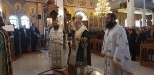 Κυριακή της Ορθοδοξίας στη Μητρόπολη Λεμεσού (ΦΩΤΟ)