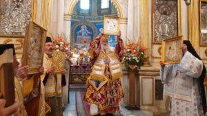 Η Κυριακή της Ορθοδοξίας στο Πατριαρχείο Αλεξανδρείας