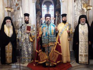 Μεσσηνίας Χρυσόστομος: «Οι Έλληνες ποτέ δεν δέχθηκαν την δουλεία»