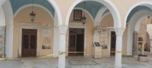 Θρασύτατη κλοπή στο Καθεδρικό Ναό της Υδρας (ΦΩΤΟ)
