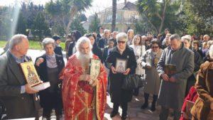 Κυριακή της Ορθοδοξίας στην Ερέτρια (ΦΩΤΟ)