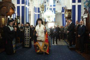 Εορτασμός για την 25η Μαρτίου στην Κύπρο (ΦΩΤΟ)