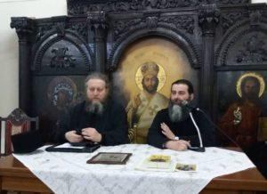 Λάρισα: «Η σημασία της πνευματικής πατρότητος» στον Αγιο Αχίλλιο (ΦΩΤΟ)