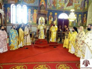 Σπάρτη: Λαμπρός ο εορτασμός των Λακώνων Αγίων