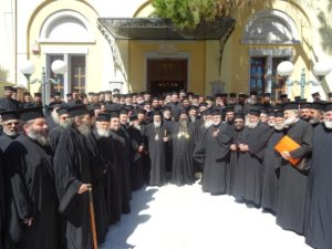 Πανηγυρική Ιερατική Σύναξη της Μητρόπολης Κορίνθου (ΦΩΤΟ)