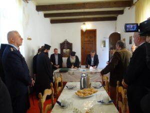 Κρήτη: Υπεγράφη η σύμβαση για τα έργα συντήρησης της Μονής Παναγίας Φανερωμένης