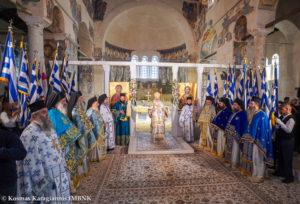 Η εορτή του Ευαγγελισμού της Θεοτόκου στη Βέροια (ΦΩΤΟ)