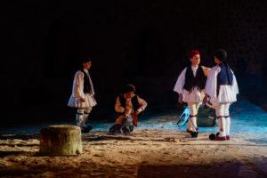 Εορταστική εκδήλωση στην Ιερά Μονή Βελανιδιάς στην Μεσσηνία
