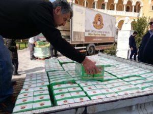 Κύπρος: 20 τόνοι αλεύρι και πλιγούρι για το τραπέζι της Τυρινής των δυσπραγούντων
